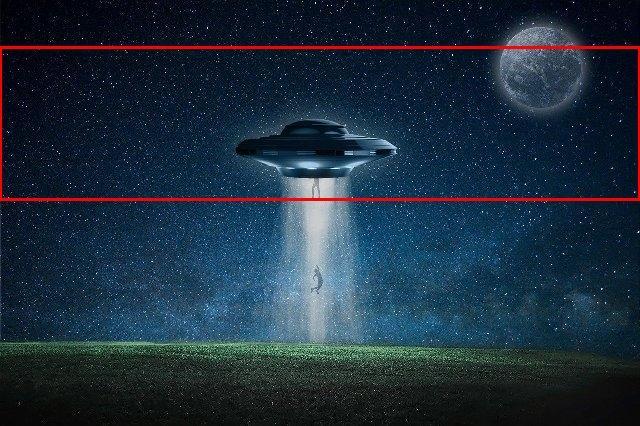 UFOにさらわれた人のブログ