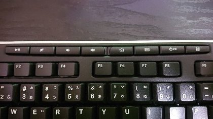 電卓 ショートカットキー