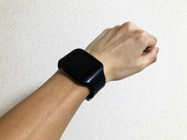 スマートウォッチ 体温測定 血圧 血中酸素