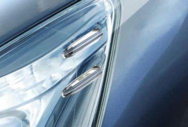 トヨタ車に採用されるエアロフィンって何?効果あるの?