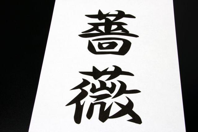 難しい漢字 文章